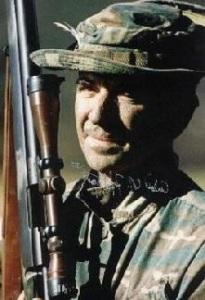 Carlos Hathcock, USMC